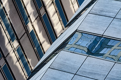 (jfre81) Tags: diagonal building glass steel reflection abstract houston downtown texas tx urban city tower