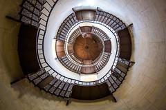 stairway (Fotos aus OWL) Tags: granitz jagdschlossgranitz architektur treppe turm