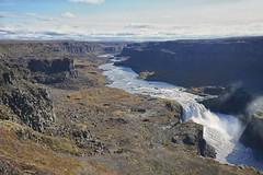 Hafragilsfoss waterfall Iceland (_Yorick_) Tags: sony a7riii a7m3 sel1635gm 1635mm gmaster travelphotography nisi v5pro neutraldensityfilter landscape ngc teamsony waterfall hafragilsfoss iceland manfrottoelement water selfoss dettifoss