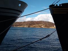 Bodo Harbour (bigjon) Tags: bodo norway arctic hurtigruten ship dock