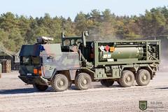 RMMV Multi A4 FSA (Combat-Camera-Europe) Tags: rmmv man truck trucks military bundeswehr army armee heer nato otan 8x8 lkw logistik logistic ilü2018 ilü bergen munster militär tank tankcontainer wew armoured multia4fsa multi multi8x8