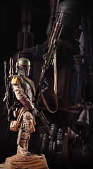 Boba Fett | Statue | Sideshow Collectibles (leadin2) Tags: statue star wars canon 2018 sideshow collectibles starwars premium format polystone mythos episode empire strikes back return of the jedi boba fett bounty hunter