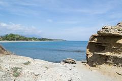 _DSC1445 (Romainounet) Tags: corse nature vert plage bleu ciel sable été septembre 2018 mer bateau