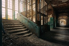 the path (Nils Grudzielski) Tags: lostplaces abandonedplaces urbanexploration decay beelitz hospital