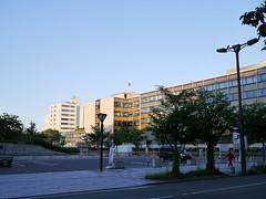 Aomori Prefectural office (しまむー) Tags: panasonic lumix dmcgx1 gx1 g 20mm f17 asph trip train yuri highland railway 由利高原鉄道