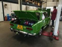 1980 Lada 1200 E (Skitmeister) Tags: gg39ts vaz 1200 2101 lada