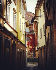 Along the streets of Monza, Italy #street #city #old #italy #italia #monza #travel #architecture #history (dewelch) Tags: ifttt instagram along streets monza italy street city old italia travel architecture history