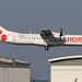 ATR72 F-HOPA 170918 (Nik Deblauwe) Tags: lfbo tls toulouse blagnac september 2018