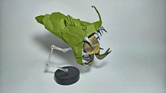 Blackdevil angler and Fiddler crab (Nguyễn Tuấn Tài) Tags: