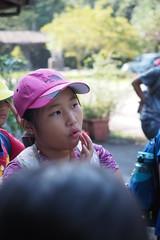 PA011014 (earth_cixing) Tags: 慈心華德福 大地班 2018 5b 校外教學 福山植物園 植物主課