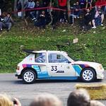 Jean Duby (Peugeot 205 T16 Evo 2), Champion de France de la Montagne thumbnail