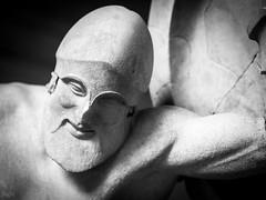 Krieger (-BigM-) Tags: germany deutschland bayern münchen glyptothek bigm stein stone kunst art antik königsplatz