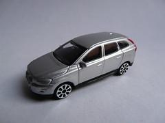 Dickie Toys®  Speed Champs Series DKI-1 - 2008 Volvo XC60 1/64 China (Xerocomis) Tags: dickie spielzeug toys simba carson diecast