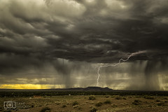 If you look at it like this (Dave Arnold Photo) Tags: nm nmex newmex newmexico loslunas manzano mountain sunset lightning lightening monsoon desert storm stormy thunderstorm thunder image pic us usa picture severe photo photograph photography photographer davearnold davearnoldphotocom nighttime sun scenic cloud urban summer badweather top wet facebook canon 5d mkiii 24105mm huge big valenciacounty landscape nature outdoor weather rain rayo cloudy sky cloudburst raincolumn rainshaft season mountains southwest monsoons strike ray albuquerque elcerro hill