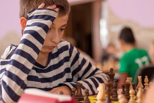 Grand Prix Spółdzielni Mieszkaniowej w Szachach Turniej VII-123