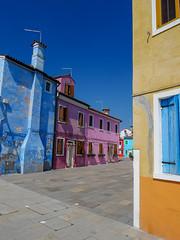 bunte Häuser in Burano (wezetauswe) Tags: mft lumix gf7 burano color farbe häuser