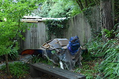 Trash turtle (Phil Gayton) Tags: trash sculpture shop store restore dartington hall estate totnes devon uk