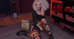 trick or treat (amylee diabolito1) Tags: thewhitecrow twc enchanté arcade secondlife bento applier halloween creepy gacha due genus bodyfy