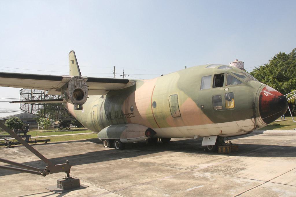 Aeritalia Alenia G222, Royal Thai Air Force (RTAF