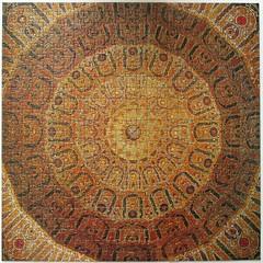 Arabian Mosaic (pefkosmad) Tags: jigsaw puzzle leisure hobby pastime secondhand sealed unused complete vintage arabianmosaic square fxschmid