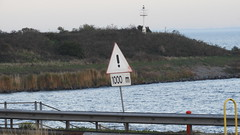 DSCN8813 (DutchRoadMovies) Tags: stevinsluizen afsluitdijk den oever a7 rijksweg ijsselmeer waddenzee bridge lake freeway motorway water sea locks