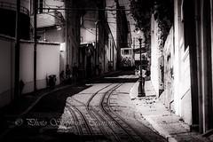 Ascensor da Glória (steff808) Tags: lisbonne régiondelisbonne portugal pt lisboa lisbon nikond750 nikon24120 ascensordaglória noiretblanc blackandwhite blancoynegro bw biancoenero