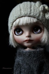 Iriscustom Ooak Blythe Art Doll (Iriscustom Blythe Art Doll) Tags: iriscustom ooak blythe art doll debbie fa etsy reduce price