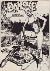 Lanciostory #v19#28 / Danske (micky the pixel) Tags: comics comic fumetti heft adventure sf scifi euraeditoriale lanciostory robinwood enriquevillagran danske