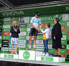AWP Tour of Britain Mansfield 2 (Nottinghamshire County Council) Tags: tob nottinghamshire cycling race bicycles tourofbritain 2018 notts bike mansfield podium tour britain