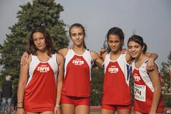 Greta Ricciardi, Alissa Salvucci, Sofia Gentilucci, Giulia Olimpi