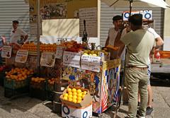 Palermo, Mercato Capo, Orangen und Zitronen (oranges and lemons) (HEN-Magonza) Tags: palermo mercatocapo capomarket capomarkt sizilien sicily sicilia italien italy italia montedipietà seralcadi orange zitrone lemon