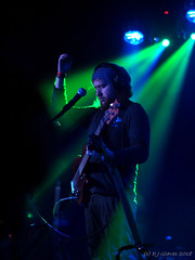 TD Towers with Edensong (ExeDave) Tags: pa075682 tdtowers bass guitarist bassist vocalist edensong summersend progressive rock festival 2018 the drillhall chepstow monmouthshire wales gb uk live gig concert prog heavy metal music american band group october theodoredanikovtowers casgwent