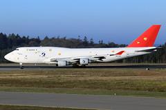 Air Cargo Global  Boeing 747-409(BDSF) OM-ACG (widebodies) Tags: frankfurt hahn hhn edfh widebody widebodies plane aircraft flughafen airport flugzeug flugzeugbilder air cargo global boeing 747409bdsf omacg