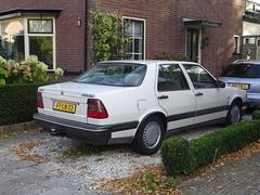 SAAB 9000 CDI FT-LB-22 1992 Apeldoorn (willemalink) Tags: saab 9000 cdi ftlb22 1992 apeldoorn