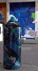 Aérosol (Thethe35400) Tags: aérosol bombe peinture spray graff graffiti tag