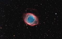 NGC 7293 Helix Planetary Nebula (Waskogm) Tags: universe univerzum svemir space cosmos kosmos nature dark night teleskop telescope maksutov skywatcher observatory amateur astronomy astronomija aristarh aristarchus waskogm wasko vasilije ristovic nostromo nebula nebulosity maglina maglica hydrogen ha dslr canon 450d azeq6 w maksutovnewton 1901000 mn190 mn astrofotografija astrophotography serbia srbija gornji milanovac opservatorija newtonian maksutovnewtonian mak newt maknewt cassegrain ngc ngc7293 helix planetary