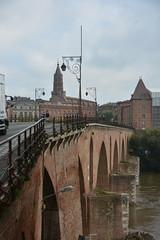 DSC_0138 (Lynn Rainard) Tags: rainard france october2018 montauban pont vieux 14th century brick bridge
