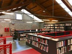 Bibliothek der Biennale (Konstanze Schwedka) Tags: biennale bibliothek library venedig venice venezia