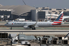 Airbus A321 American Airlines N901AA (NTG842) Tags: los angeles international airport lax airbus a321 american airlines n901aa
