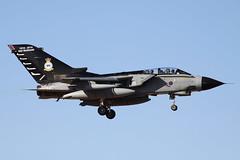 "Panavia Tornado GR4T ZG771 ""RAFAIR 7081"" - Royal Air Force - RAF Marham, October 2018 (StrikeEagle492) Tags: panaviatornado tornadogr4 gr4 tonka raf royalairforce marham rafmarham norfolk kingslynn canoneos50d canonef70300mmlis zg771"
