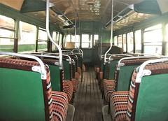 London transport 4Q4  Q83 interior Brooklands 21/10/18. (Ledlon89) Tags: london bus buses lt lte lptb londontransport transport londonbus londonbuses aec leyland vintagebuses brooklands weybridge londonbusmuseum