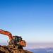 Excavator Of The Sky