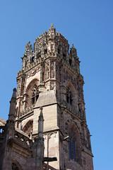Cathédrale Notre-Dame de Rodez (bernarddelefosse) Tags: cathédralenotredame rodez aveyron occitanie france église architecture