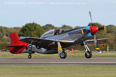 7836 Hangar 11 P51 Mustang (photozone72) Tags: northweald jetfest2018 hangar11 mustang p51 p51mustang warbirds wwii usaf canon canon100400f4556lii canon7dmk2 7dmk2 aviation airshows aircraft airshow