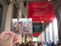 烏菲茲美術館 Galleria degli Uffizi   Firenze, Italy (sonic010739) Tags: olympus omd em5markii olympusmzdigital1240mm italy firenze