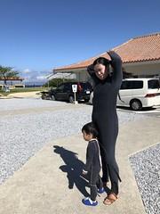 2018-11-05 14.32.49 (諾雅爾菲) Tags: japan okinawa 日本 沖繩 iphone8 真栄田岬 真栄田岬自然公園 真榮田岬自然公園 浮潛 pinkmermaid