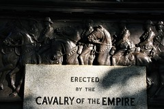 Calvary of the Empire (Mark's Meanderings) Tags: canoneosdigital400d canon canoneos400ddigital canonimages canonphotos canonphotography sigma sigmazoomlens explore explorer adventure amateur amateurphotography adventurer travel traveling travelling travelphotos travelphotography traveler travelnotebook london visitbritain visitengland city citylife cityview cityscape londoncity london247 londonshooters