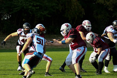 DISO5005 (Wuppertal Greyhounds) Tags: wuppertal greyhounds verbandsliga nrw disografie blende8 american football