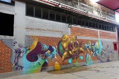 ? (Luna Park) Tags: cdmx mexicocity mexico df factory graffiti mural production vewcrew vew crew lunapark