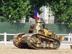 1914-1918 - La Victoire (1) (Breizh56) Tags: france saumur carrouseldesaumur2018 pentax 19141918